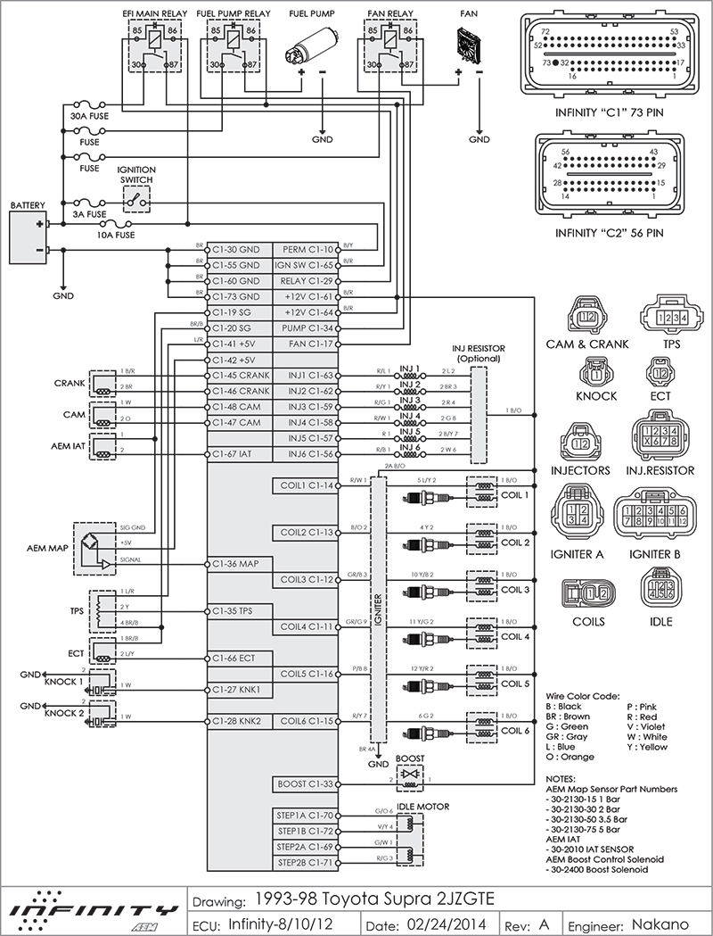 Wiring Diagram Jz Ge Supra Latest Gallery Photo - Wiring diagram toyota 2jzge